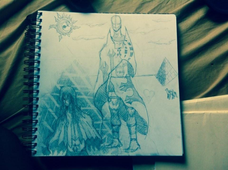 Character Design Study : Character design study by maverickarrowx on deviantart