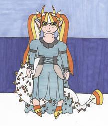 Art Payment:Trixie