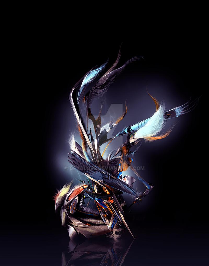 feather by gfxglobe
