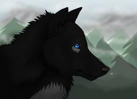 .:Raven:. by CrazeyWulf