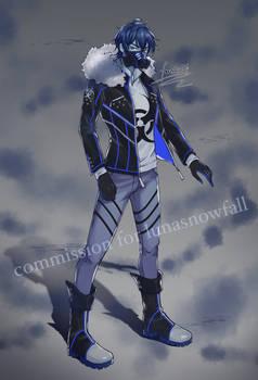 COMM / for lunasnowfall