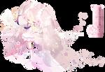 Vocaloid Sakura Miku Render