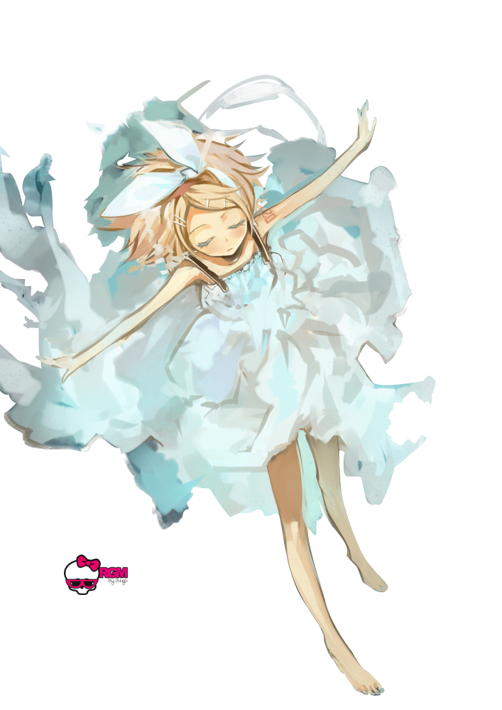 Renders Pokémon & Vocaloid Vocaloid_kagamine_rin_meltdown_render_by_nezu_nyan-d5mggwa