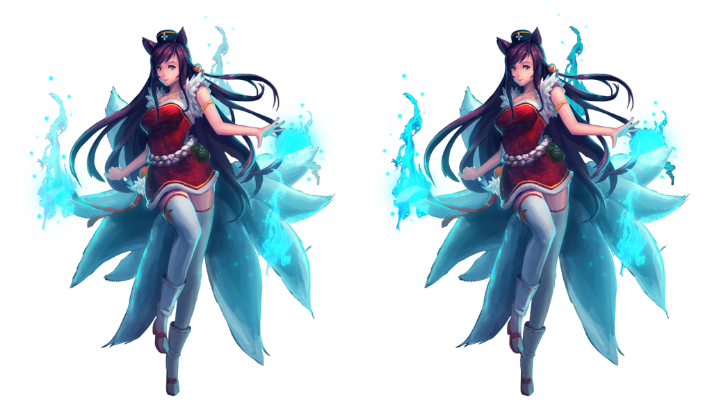 Ahri league of legends render by nezu nyan on deviantart ahri league of legends render by nezu nyan voltagebd Choice Image