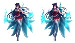 Ahri League of Legends Render