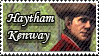 Haytham Kenway stamp by Tiger0329