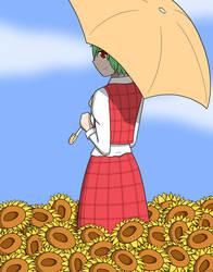 Land of Flowers by MrCorbi