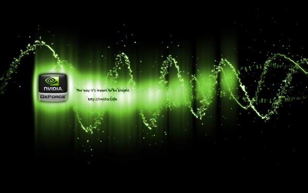 Nvidia Wallpaper by mprox