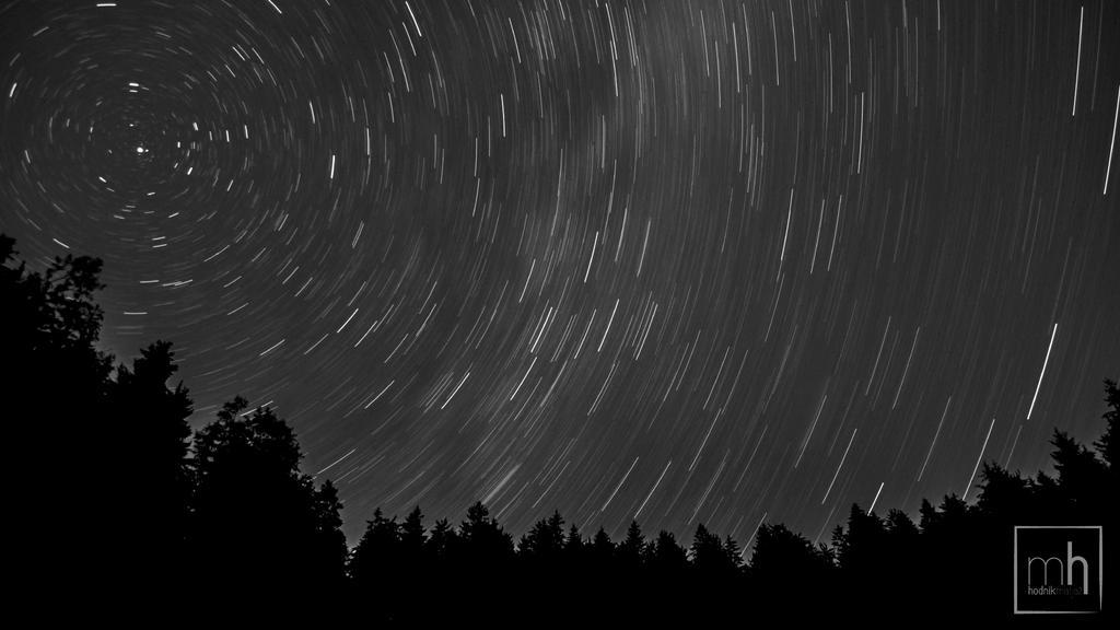Star trails by mprox