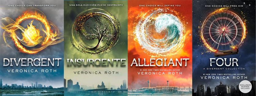Baca Divergent, Insurgent, Allegiant Indonesia Online