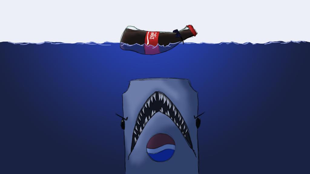 pepsi vs coke jaws by jimmyray on pepsi vs coke jaws by jimmyray