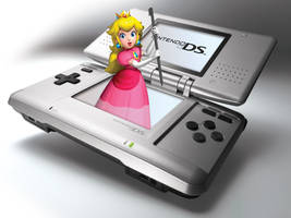 Peach Touched by JimmyRay