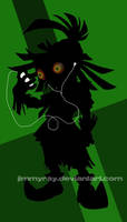 iPod Skull Kid