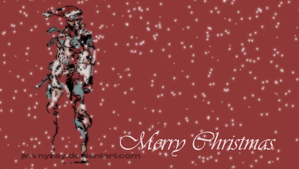 Metal Gear Christmas by JimmyRay on DeviantArt