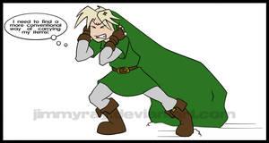 Link's Item Bag