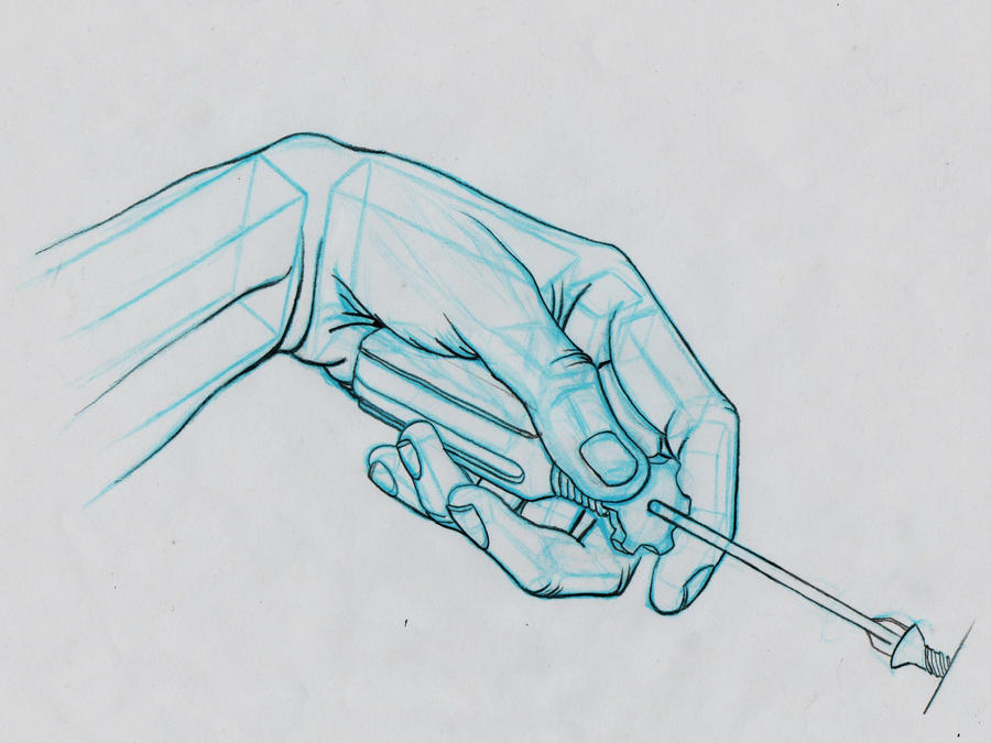 Portfolio Hand Drawing 1 by AlexanderHenderson
