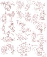 June 26 - SketchDump Compiled by AlexanderHenderson