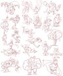 June 26 - SketchDump Compiled