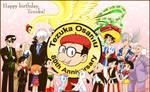 Tezuka Osamu tribute