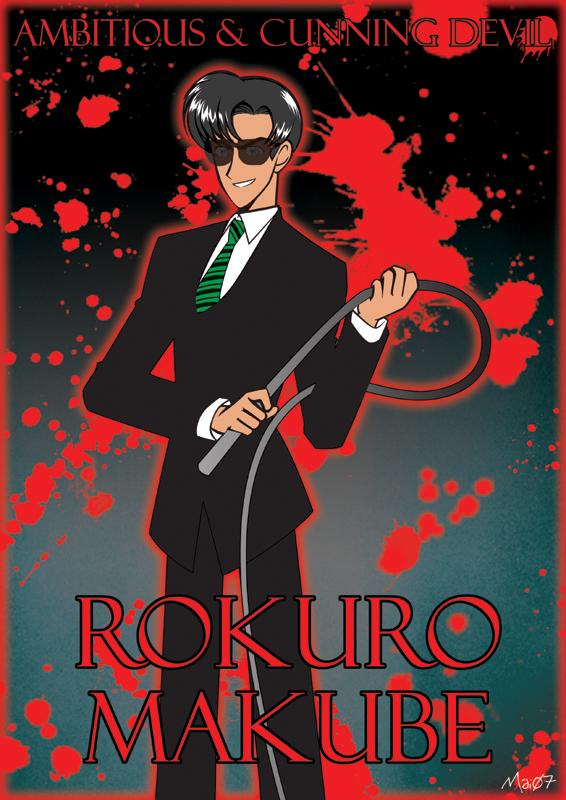 Rokuro Makube - Vampire by maiyeng