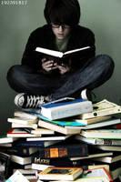 bookworm by kriskidd