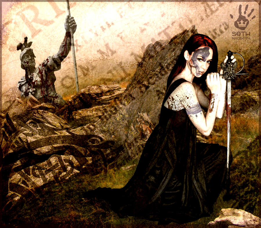 cac5de08d Boudicca, Queen of the Iceni by seth-macbeth on DeviantArt