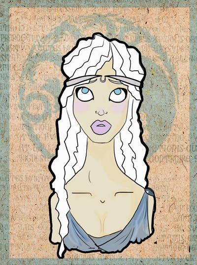 daenerys by seth-macbeth