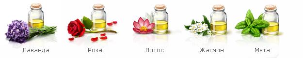 essential oils by Lagoonnw