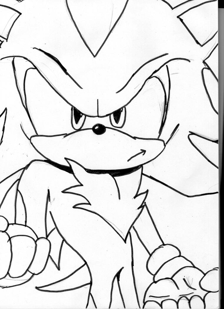Sonic The Hedgehog Coloring Pages To Print Coloring Pages