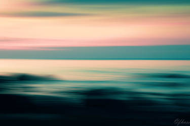 sunset (in)motion