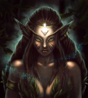Estel, the Druid