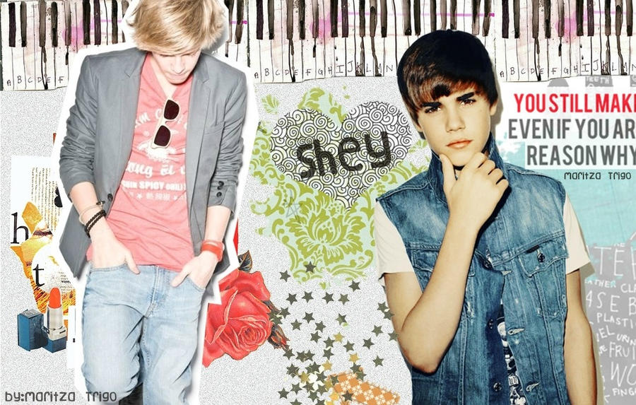 Blend de Cody y Justin by SandHansen