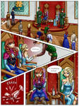 Bimbofication Sisters page 1 (of 5) by SpaceFur
