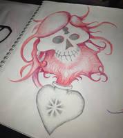 SkullSacredHeart