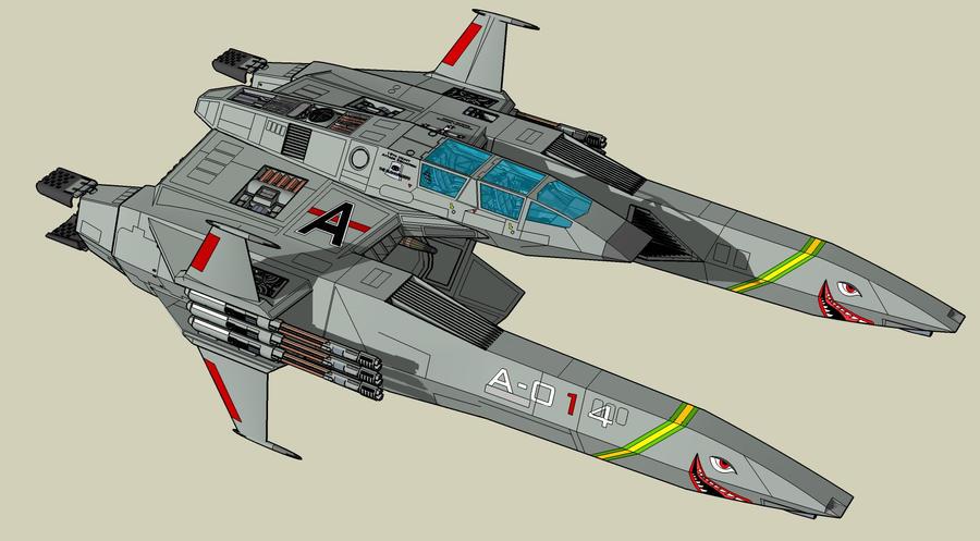 AF 521 Gloster Gladiator by Andywerk