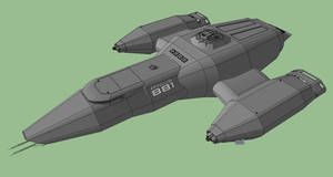 Asteroid Class Corvette Argus