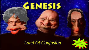 Genesis - Land Of Confusion Music Video (2015)