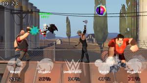 Super Smash Bros. Source - Fan-Made Screenshot