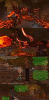 Time Paradox - Iblis VS. Ifrit