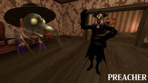 Freak Fortress 2 - Preacher