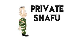 Private Snafu (Looney Tunes Show)
