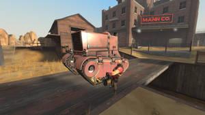 TF2 - MvM - Tank