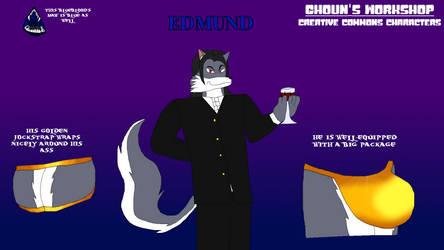 Ghoun's Workshop - Edmund by StarWars888