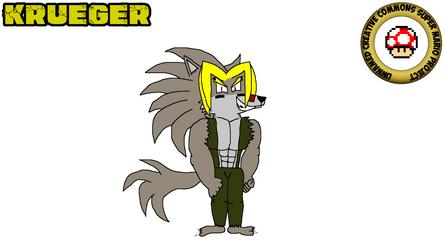 Krueger (Super Mario Project) by StarWars888