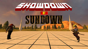 [SFM Preview] Showdown At Sundown - East VS. West