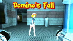 Domino's Fall - Cover