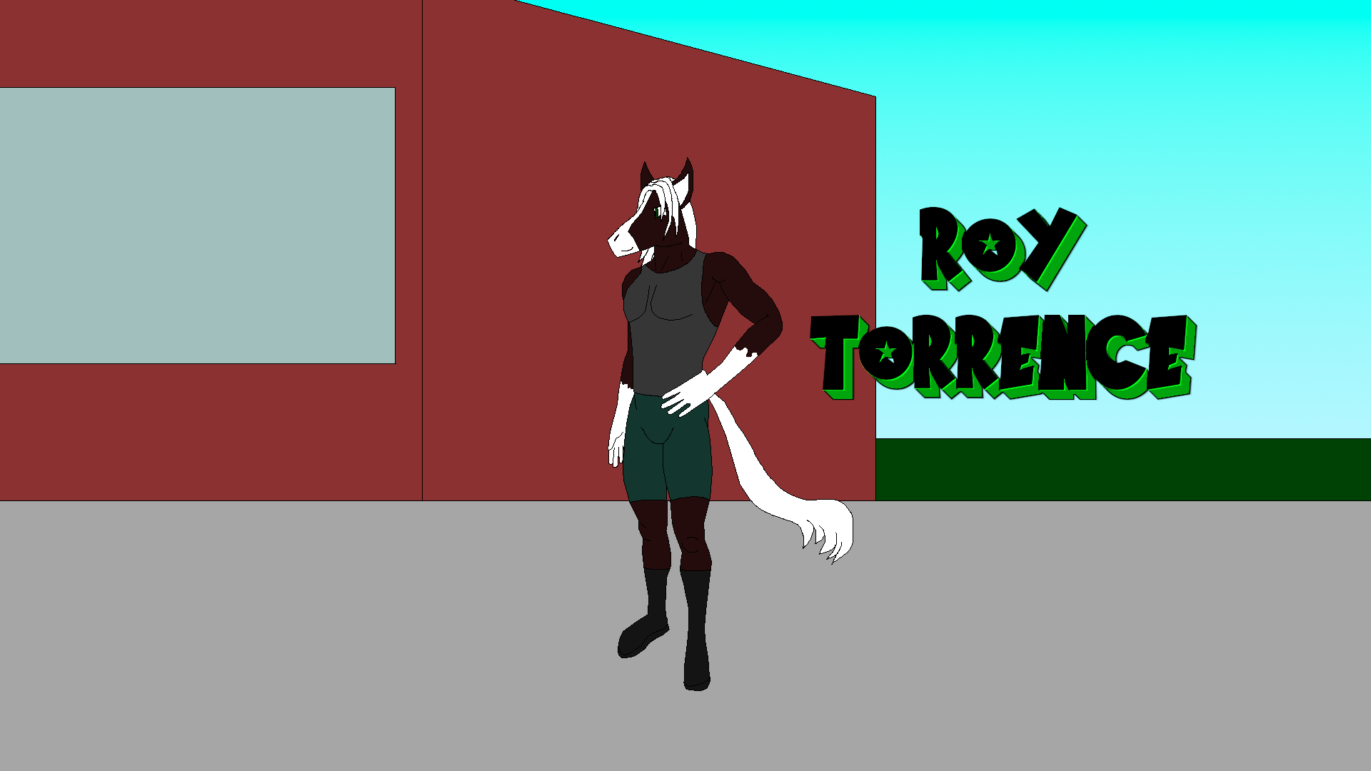 OC - Roy Torrence