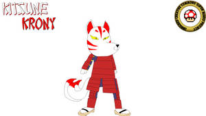 Kitsune Krony (Super Mario Project)