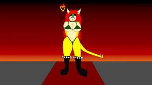 Caliente Koopa Queen