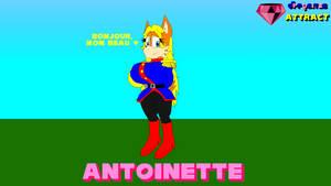 Opposites Attract - Antoinette